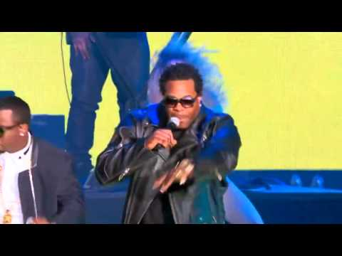 Busta Rhymes feat. Diddy And Pharrell Williams - Pass The Courvoisier Pt II (NBA All Star 2014)