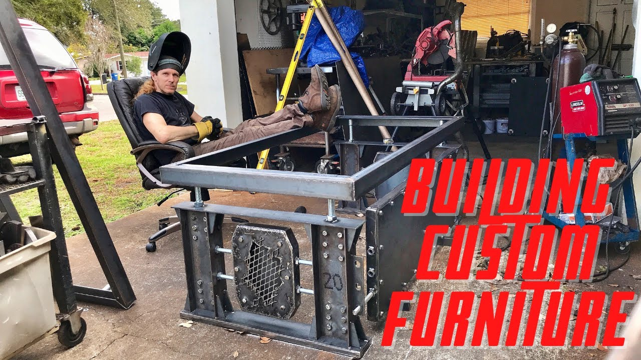 How to Build Custom Office Furniture