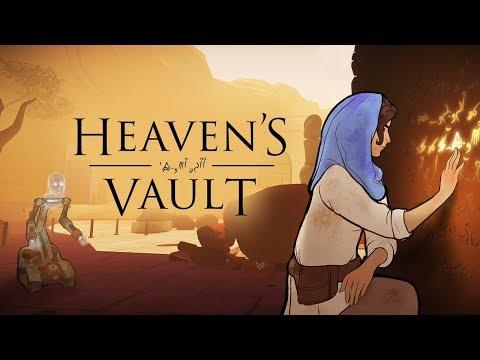 Археологическое приключение Heaven's Vault получило загадочный трейлер