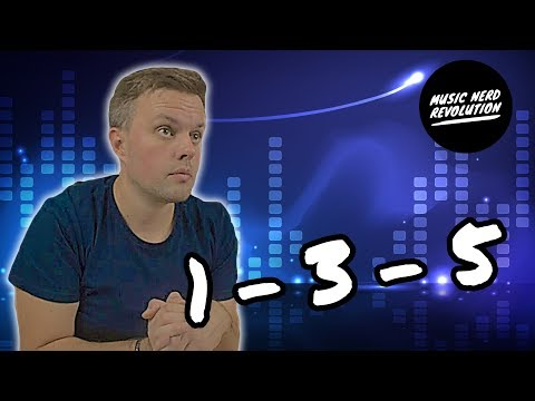 Songwriting Tips in 120 Seconds   1-3-5