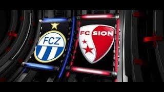 Fc Zürich vs Fc Sion (10.08.17)