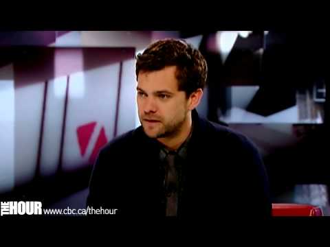 Joshua Jackson on The Hour with George Stroumboulopoulos