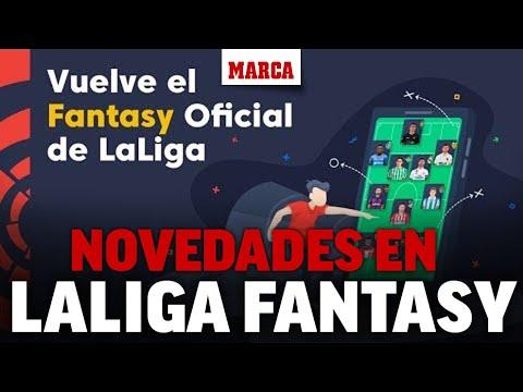 LaLiga Fantasy MARCA vuelve cargada de novedades I MARCA