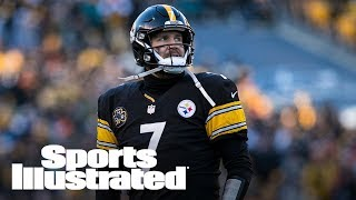 Will Mason Rudolph Pick Light Fire Under Ben Roethlisberger? | SI NOW | Sports Illustrated