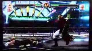 Xbox360 VF5オンラインプレイ動画