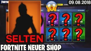FORTNITE SHOP from 9.8 - 🛡 ALTER SELTENER SKIN! 😱🛒 Fortnite Battle Royale Shop (9 August 2018) | Detu