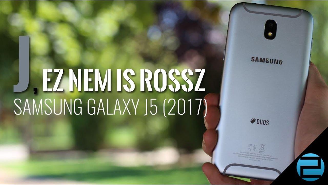 0f1291e6d170 Samsung Galaxy J5 (2017) teszt - J, ez nem is rossz! - Tech2.hu