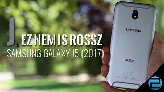 J, ez nem is rossz! | Samsung Galaxy J5 (2017) teszt