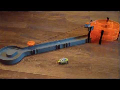 Hexbug Nano Zip Line Starter Set Hands On Review