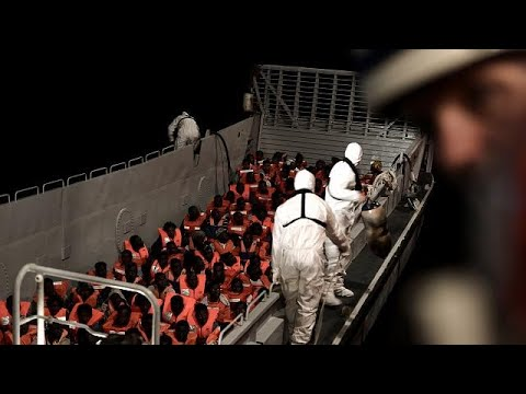 Safety concerns prevent Aquarius migrant rescue ship going to Spain