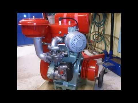 My Wisconsin engine