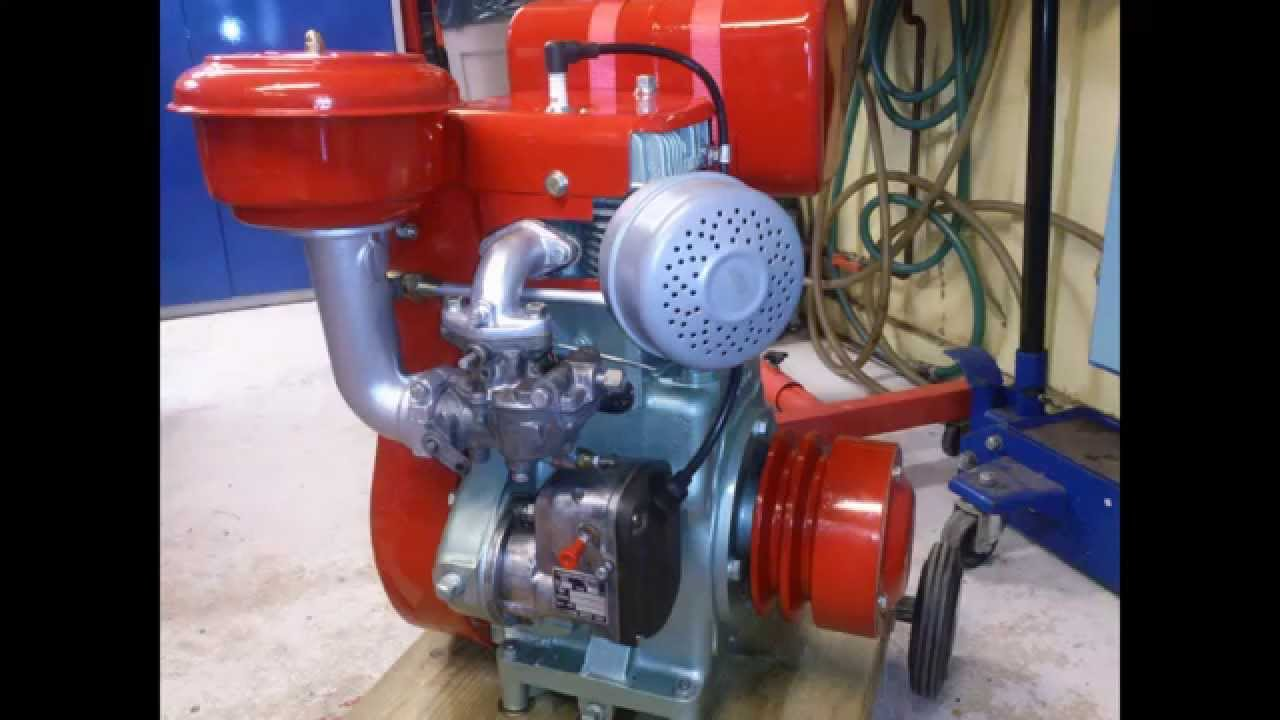 My Wisconsin engine by Stefan Jansson