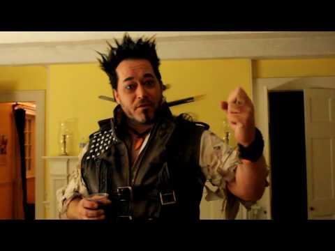 Robert Brown from Abney Park on Jardin Mécanique