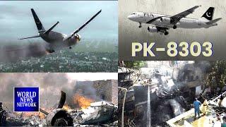 Pia Plane Crash In Karachi, Death Toll Increases To 97