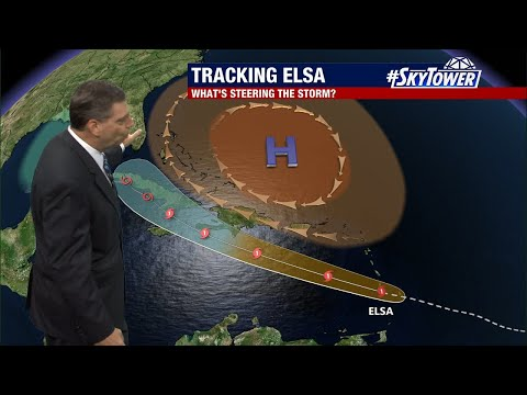Hurricane Elsa midday update & tropical weather forecast: July 2, 2021
