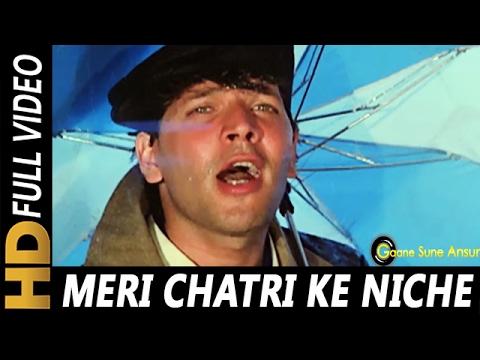Meri Chatri Ke Niche Aaja   Mohammed Aziz, Anu Malik, Sudesh Bhosle   Tahalka 1992 Songs