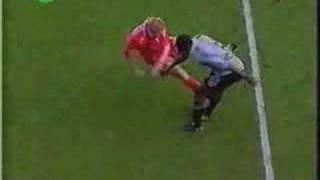 Fußball Gewalt