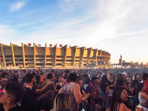 Festival Brasil Sertanejo 2018 agita o Mineirão em BH - wwwfervecaocom