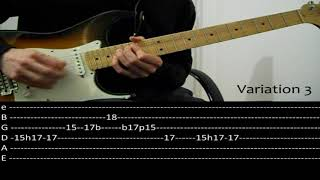 RHCP - Turn it again* (lesson w/ tab)