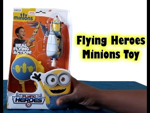 Flying Heroes  Minions Bandai Jouets Picwic