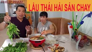 kênh video này cuộc sống mỹ,lẩu thái hải sản chay vegan(https://goo...