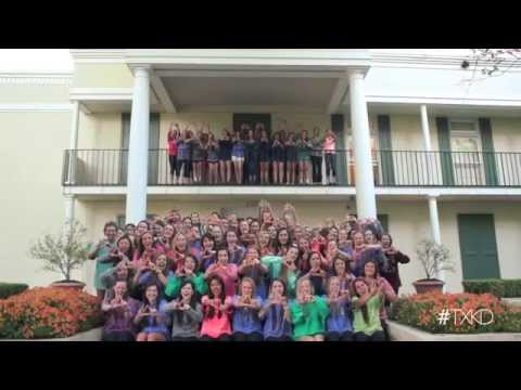 University of Texas - Kappa Delta