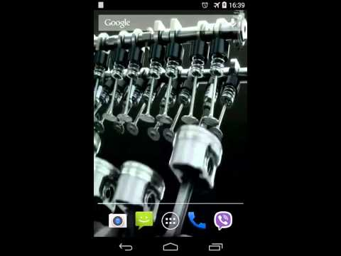 Engine 3D Video Live Wallpaper - Apps on Google Play