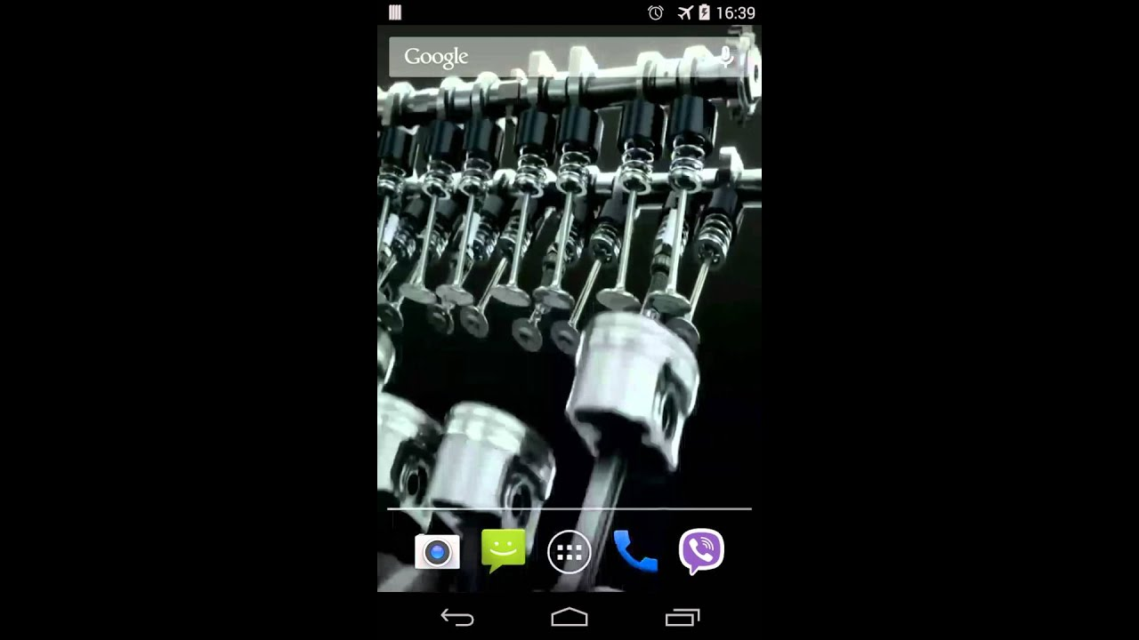 engine  video  wallpaper youtube