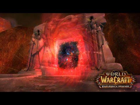 История Warlords of Draenor — Железный Прилив