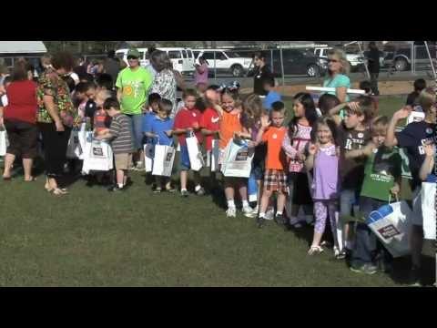 Farm City Day At Jeff Davis Primary School