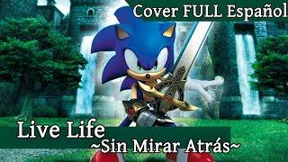 Live Life ~Sin Mirar Atrás~ (Crush 40 Spanish Cover) - Iris aka Pamela Calvo
