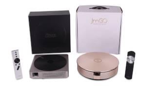 Xgimi Z4 Aurora VS Jmgo G1s Projectors  -2