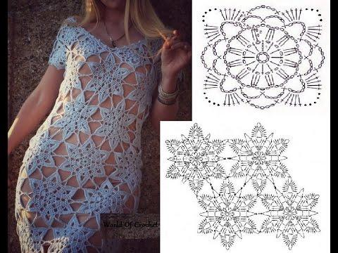 Crochet Dress Crochet Top Pattern 11 Youtube