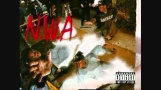 NWA-One Less Bitch [Screwed & Chopped]