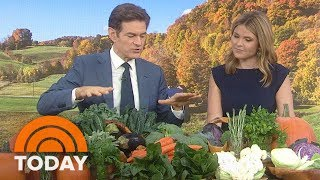 Dr. Oz Shares Tips On How To Stay Healthy In The Fall | TODAY