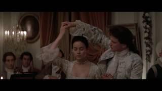 Baroque Dance Scene - Valmont, 1989.