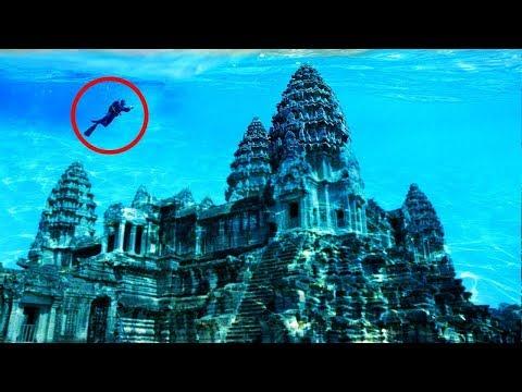 समुद्र में मिले द्वारिका के सबूत  | Dwarka Nagri Found Under Water