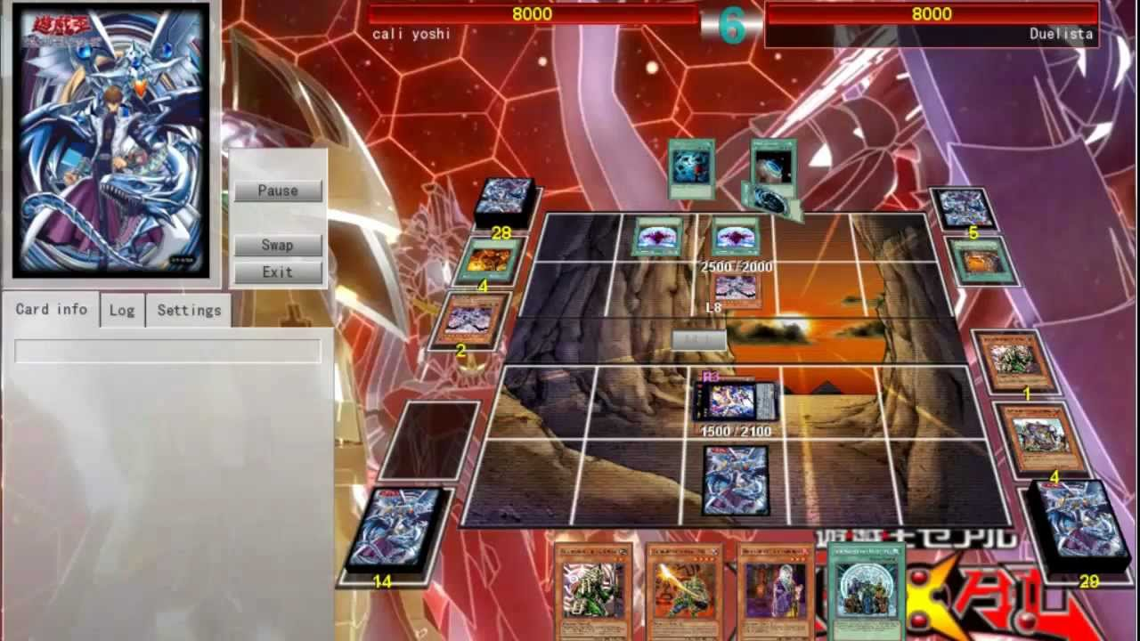 YGOPRO Six Samurais vs Malefics HD
