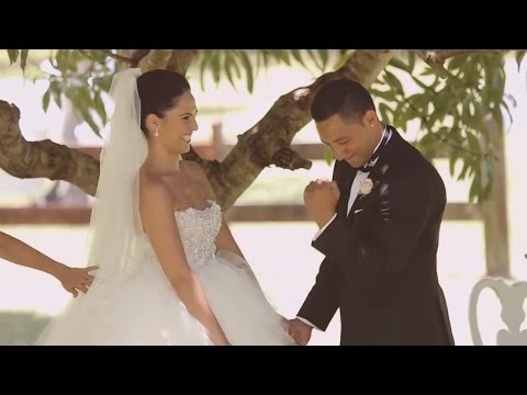 Benji Marshall and Zoe Balbi's wedding - Untitled Film Works