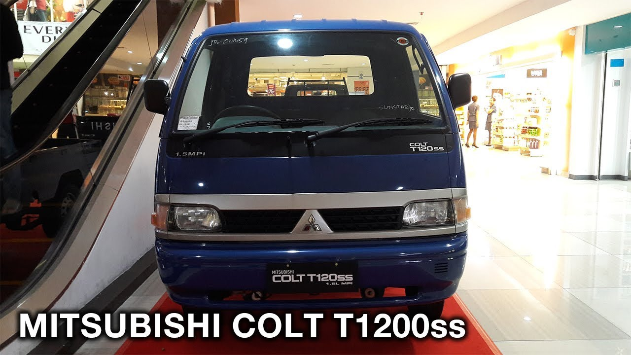 Mitsubishi Colt T120ss 2017 Exterior And Interior YouTube