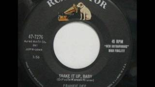 Frankie Dee - Shake It Up, Baby -1957 - 45rpm