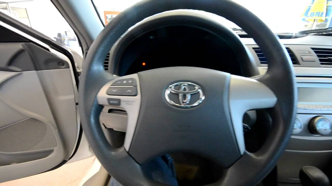 2007 Toyota Camry Le Stk P2350 For Sale At Trend