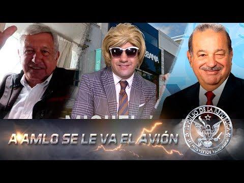 A AMLO SE LE VA EL AVIÓN - EL PULSO DE LA REPÚBLICA