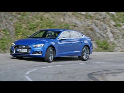 Audi S5 Sportback (2017) Test Drive [YOUCAR]