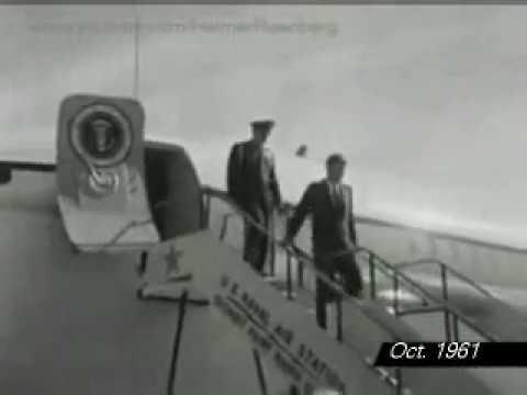 President John F. Kennedy - September-October 1961