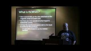 David Young: ISO8583 or Pentesting with Abnormal Targets