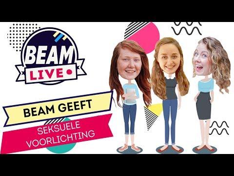 BEAM LIVE #11 - BEAM GEEFT SEKSUELE VOORLICHTING!