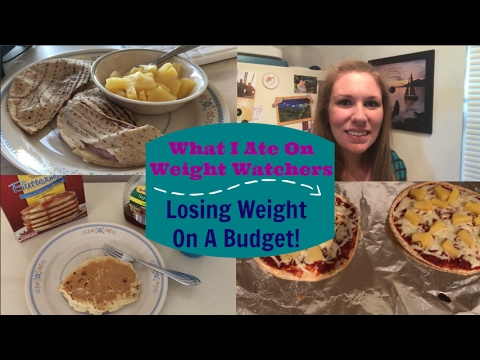 Smart Points Budget Berechnen : what i ate weight watchers smart points losing weight on a budget youtube ~ Themetempest.com Abrechnung