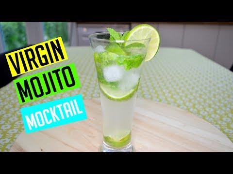 How to make Virgin Mojito Recipe | Summer...