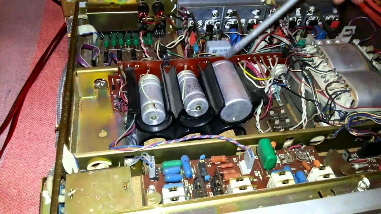 радиотехника у 7101 схема